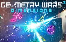 Geometry Wars 3: Dimensions Badge