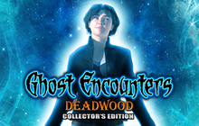 Ghost Encounters: Deadwood - Collector's Edition Badge