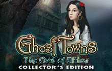 Ghost Towns: Cats of Ulthar Collector's Edition Badge