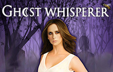 Ghost Whisperer Badge