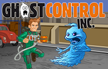 GhostControl Inc. Badge
