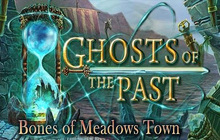 Ghosts of the Past: Bones of Meadows Town Badge