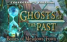 Ghosts of the Past: Bones of Meadows Town Collector's Edition Badge