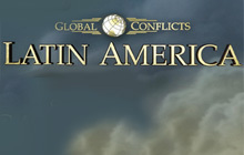 Global Conflicts: Latin America Badge