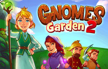 Gnomes Garden 2 Badge