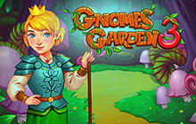 Gnomes Garden 3 Badge