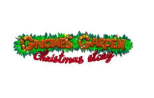Gnomes Garden - Christmas Story Badge