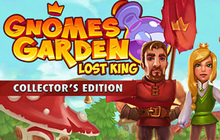 Gnomes Garden: The Lost King Collector's Edition Badge
