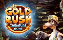 Gold Rush - Treasure Hunt Badge