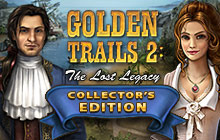 Golden Trails 2: The Lost Legacy Collector's Edition Badge