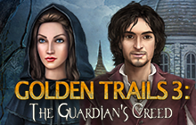 Golden Trails 3: The Guardian's Creed Badge