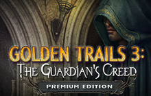 Golden Trails 3: The Guardian's Creed Premium Edition Badge