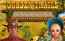 Golden Trails: The New Western Rush Badge