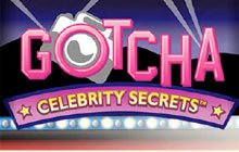 Gotcha - Celebrity Secrets Badge