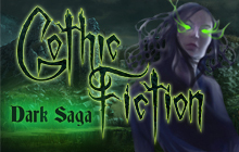 Gothic Fiction: Dark Saga Badge