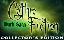 Gothic Fiction: Dark Saga Collector's Edition Badge