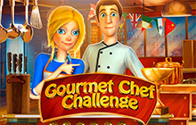 Gourmet Chef Challenge Badge