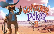 Governor of Poker 2 Badge