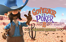 Governor of Poker 2 - Premium Edition Badge