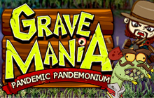 Grave Mania: Pandemic Pandemonium Badge