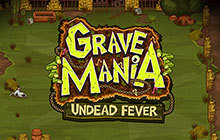 Grave Mania: Undead Fever Badge
