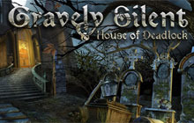 Gravely Silent: House of Deadlock Collector's Edition Badge