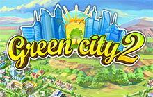 Green City 2 Badge