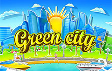 Green City Badge