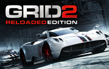 GRID 2 Reloaded Edition Badge