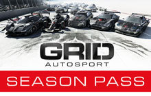 GRID Autosport Season Pass Badge