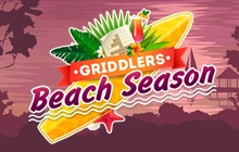 Griddlers Beach Season Badge