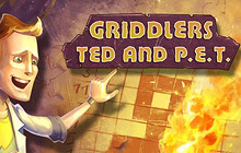 Griddlers Ted and P.E.T. Badge