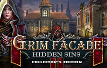 Grim Facade: Hidden Sins Collector's Edition Badge