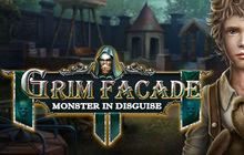 Grim Facade: Monster in Disguise Badge