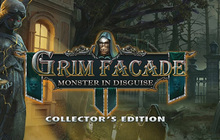 Grim Facade: Monster in Disguise Collector's Edition Badge