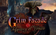 Grim Facade: Mystery of Venice Collector's Edition Badge