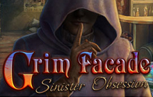 Grim Facade: Sinister Obsession Badge