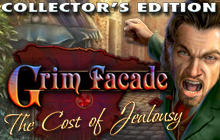 Grim Facade: The Cost of Jealousy Collector's Edition Badge