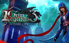 Grim Legends: The Dark City Badge