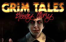 Grim Tales: Bloody Mary Badge