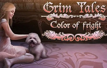 Grim Tales: Color of Fright Badge