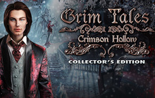 Grim Tales: Crimson Hollow Collector's Edition Badge