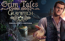 Grim Tales: Graywitch Collector's Edition Badge