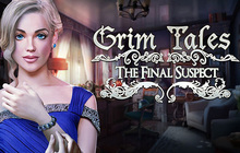 Grim Tales: The Final Suspect Badge