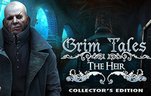 Grim Tales: The Heir Collector's Edition Badge