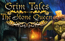 Grim Tales: The Stone Queen Badge