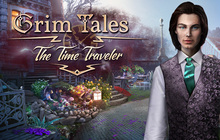 Grim Tales: The Time Traveler Badge
