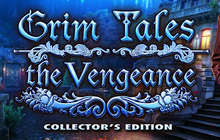 Grim Tales: The Vengeance Collector's Edition Badge
