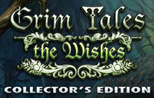 Grim Tales: The Wishes Collector's Edition Badge