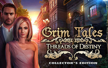 Grim Tales: Threads of Destiny Collector's Edition Badge